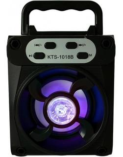 Parlante Portátil Bluetooth 5w Usb Auxiliar Radio Fm