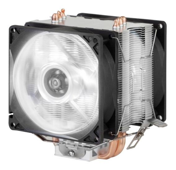 Cooler Universal P/ Processador Intel/amd Fan Duplo 9100m