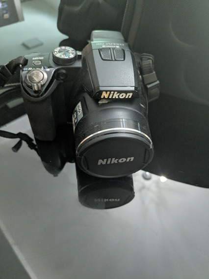 Camera Nikon P100