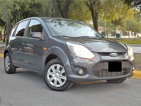Ford Fiesta Ikon 2015 Clima Un Dueño Factura Original