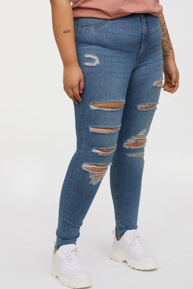 Pantalones Jeans Y Joggings H M Para Mujer Jean Mercadolibre Com Ar