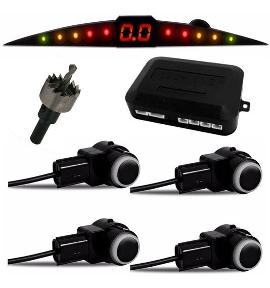 Sensor De Ré Estacionamento Oem Embutido Modelo Original