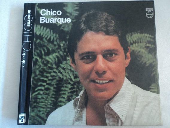 Cd-chico Buarque:coleção Com Livreto:1978:mpb:bossa Nova