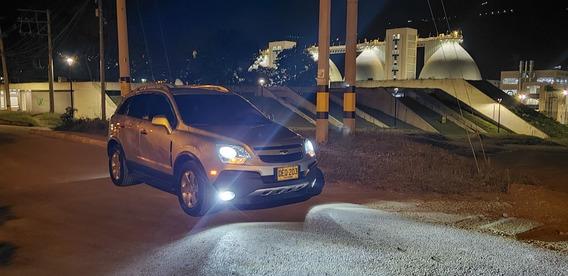 Chevrolet Captiva At 2400cc 5p 4x2 Ct Tc Full Equipo 2011