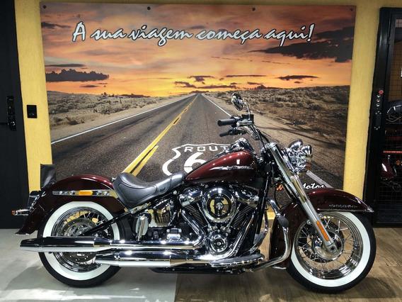 Harley Davidson Deluxe 107 2018