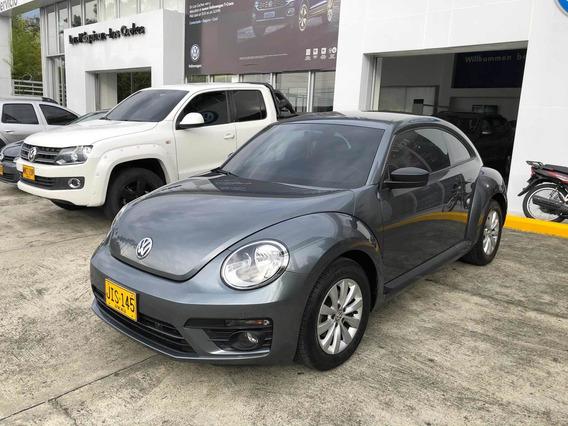 Volkswagen Beetle Design Automático