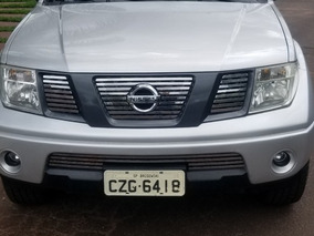 Nissan Frontier 2.5 Xe Cab. Dupla 4x4 4p