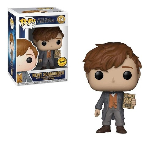 Funko Pop Newt Scamander Limited Edition Chase 14