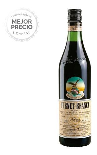Fernet Branca 750ml Suchina S.a