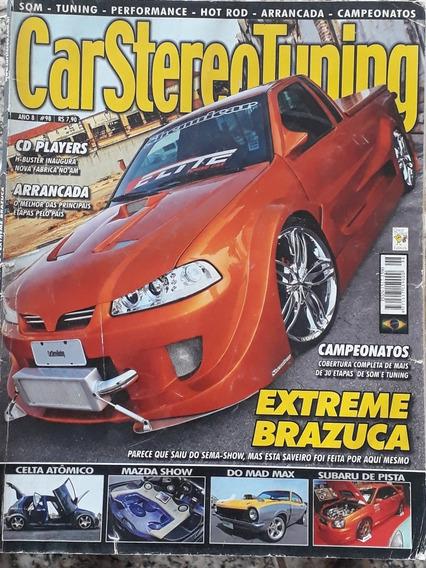Revista Car Stereo Tuning - Ano 8 - Número 98
