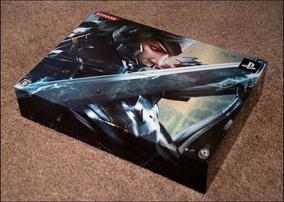 Metal Gear Rising Premium Package / Figure Artbook Steelbook