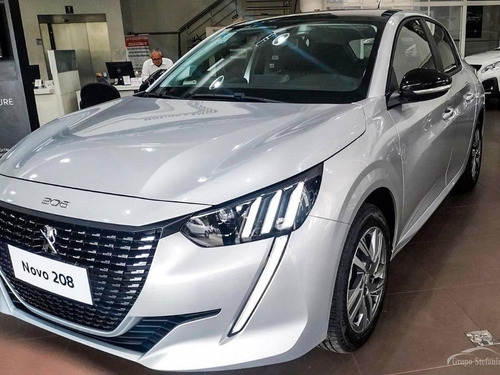 Imagem 1 de 11 de Peugeot 208 1.6 Griffe Automático 2022 0km