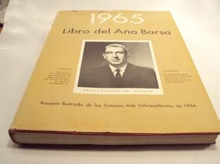 Libro Del Año Barsa 1965