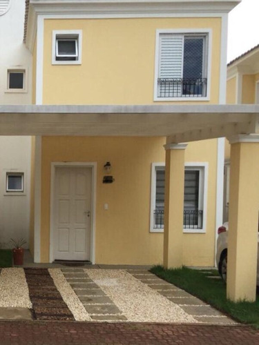 Sobrado Com 2 Dormitórios À Venda, 121 M² Por R$ 500.000,00 - Condomínio Portal Do Morumbi - Sorocaba/sp - So0114 - 67640790