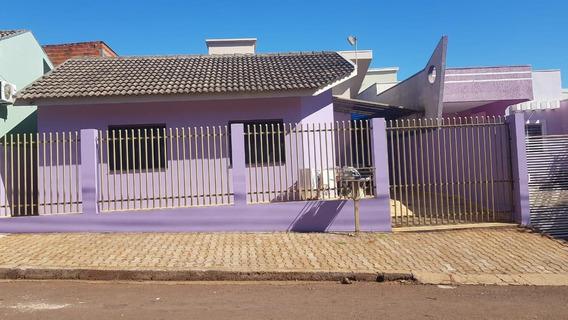 Casa Em Santa Felicidade, Cascavel/pr De 70m² 2 Quartos À Venda Por R$ 200.000,00 - Ca535458