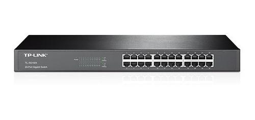 Imagen 1 de 1 de Switch De 24 Puertos Gigabit Tl-sg1024 Rackeable