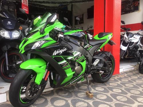 Kawasaki Zx10r 2017 Verde