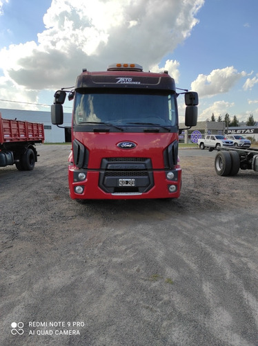 Ford Cargo 1722 Chasis Largo