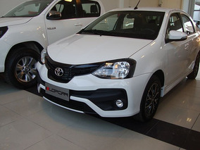 Toyota Etios 1.5 Sedan Xls 4p 0km