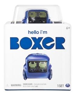 Boxer Bot Interactivo, Sigue Lineas, Nuevo, Envio Gratis