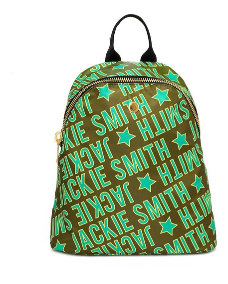Jackie Smith - Dear Backpack - Forrest Green