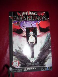 Revista Evangelion Yoshiyuki Sadamoto