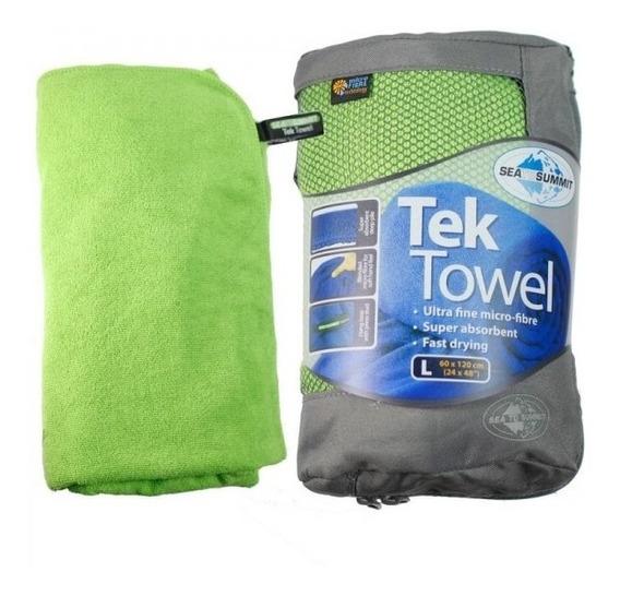 Toalha Tek Towel Sea To Summit G Seca Rápido Alta Absorção