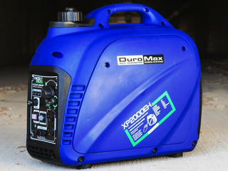 Duromax Xp2000eh - Generador Planta A Gas O Gasolina 2000 W
