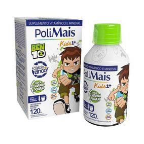 Poli Mais Kids Ben 10 120 Ml