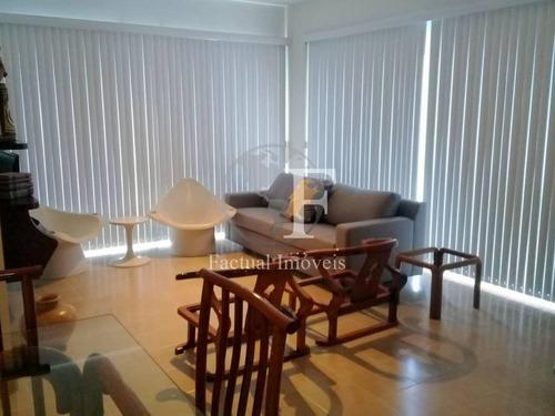 Apartamento Com 4 Dormitórios À Venda, 140 M² Por R$ 650.000 - Pitangueiras - Guarujá/sp - Ap9440