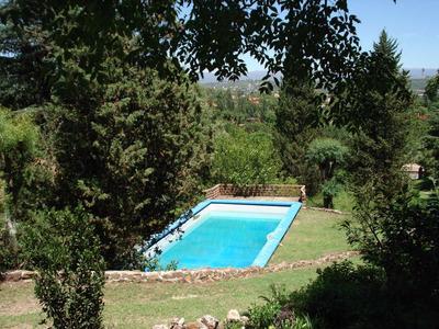 Casa - Carlos Paz Frente Al Lago - Gran Parque Y Pileta