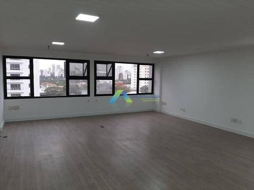 Sala, 52 M² - Venda Por R$ 689.000,00 Ou Aluguel Por R$ 1.800,00/mês - Moema - São Paulo/sp - Sa0084