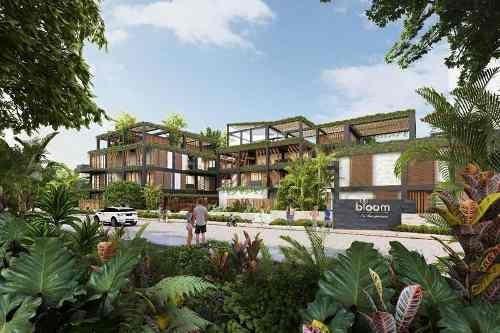 Departamentos En Preventa En Tulum De 3 Habitaciones