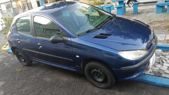 Peugeot 206 Motor 1.6, 8v Ano 2000