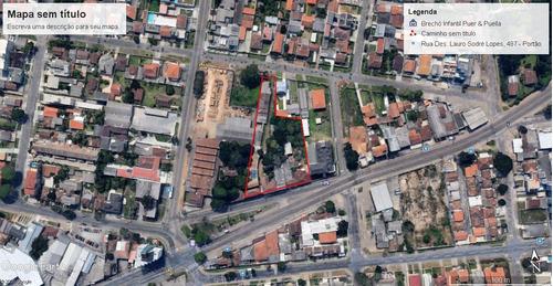 Terreno Comercial À Venda Com 4400m² Por R$ 9.000.000,00 No Bairro Portão - Curitiba / Pr - Te0215