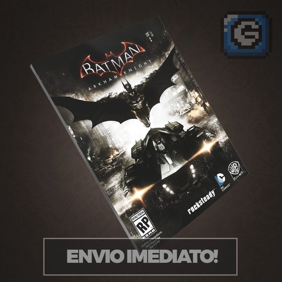 Batman Arkham Knight Pc Steam Cd-key - Envio Imediato