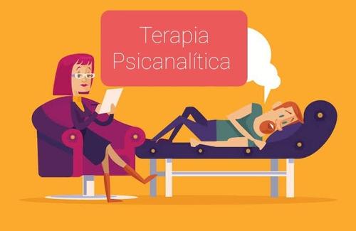 Imagem 1 de 1 de Terapia Psicanalitica Psicanalista Depressão E Ansiedade