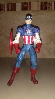 Figura Capitán América Marvel Select