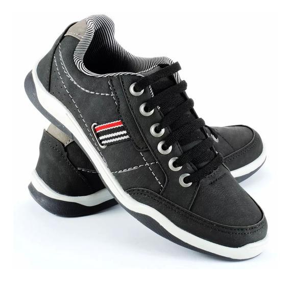 Sapatênis Tênis Masculino Sapato Casual Oferta Imperdível