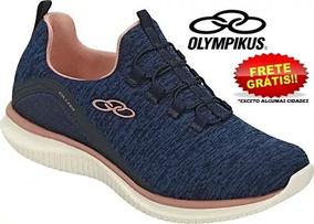 Tênis Feminino Olympikus Colleen Feetpad Original