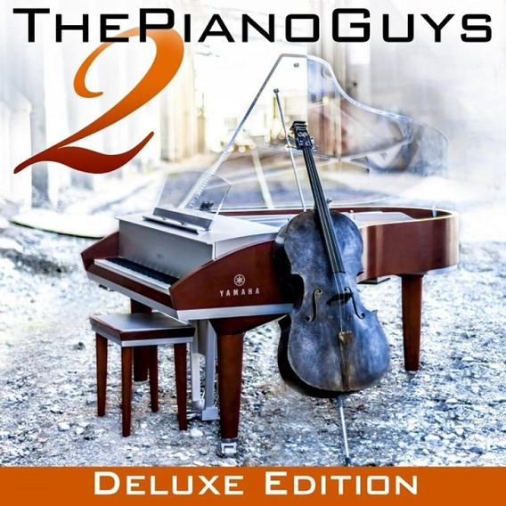 The Piano Guys 2 Deluxe Edition - Cd + Dvd Instrumental