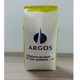 Cemento Blanco Uso General Argos X 1 Kilogramo