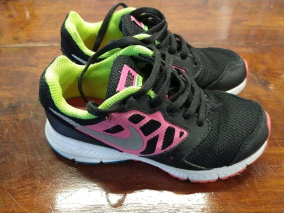 Zapatillas. Marca Nike.talle Chicos(18,5 Cm Poco Uso)