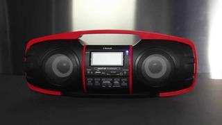 Parlante Bluetooth Rca Rsnukerx Radio Aux