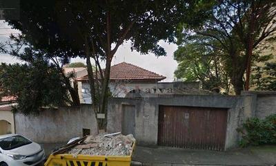 Terreno Residencial À Venda, Centro, São Bernardo Do Campo. - Te0030