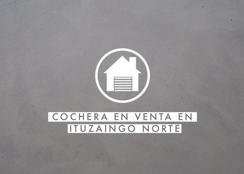 Imagen 1 de 2 de Cochera En Venta En Ituzaingó