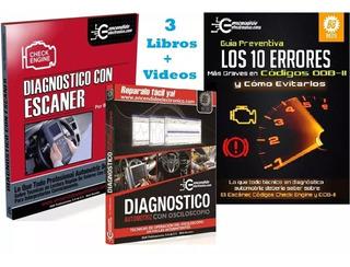 Manual Diagnostico Con Escaner- Pdf