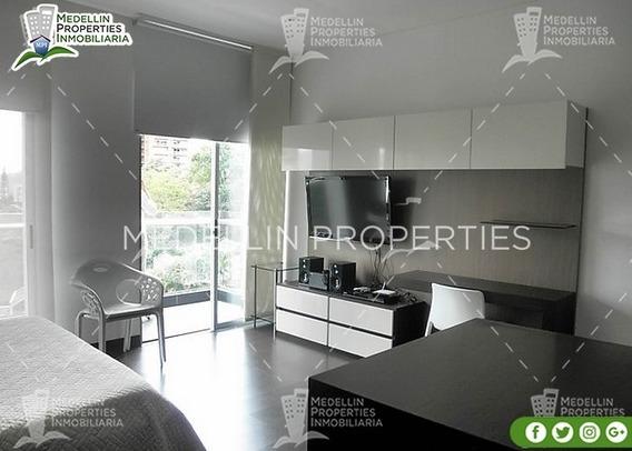 Arrendamientos De Apartamentos Baratos En Medellín Cód: 4291