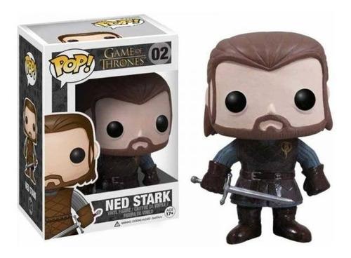Funko Pop Ned Stark 02 Game Of Thrones Baloo Toys