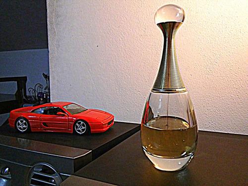 Perfume J´adore Dior Edp 100ml Usado Quedan 50ml/ Sin Caja